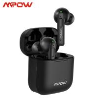Mpow X3 – אוזניות הTWS המשתלמות בעולם? עמידות למים, סוללה חזקה, סאונד טוב וסינון רעשים אקטיבי (!!!) רק ב$46.75!