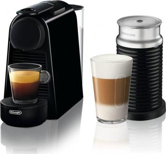 בוקר טוב! קפה? Nespresso Delonghi Essenza Mini עם מקציף חלב Aeroccino 3 רק ב639 ₪!