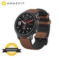 Amazfit GTR 47mm – השעון החכם הכי יפה, עם הסוללה הכי טובה שגם כולל עברית! גרסא גלובלית רק ב $102.59