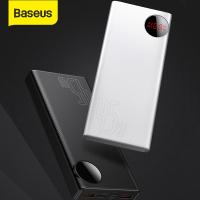 Baseus 45W 20000mAh – סוללת גיבוי/מטען נייד בנפח ענק, טעינה מהירה ועוד רק ב$28.59!