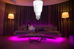 Yeelight RGB נורת LED חכמה עם WIFI וכל צבעי הקשת – לקנייה בארץ רק ב₪62!