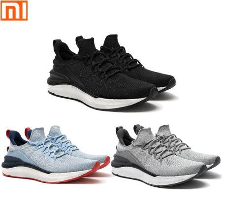 נעים להכיר! הנעליים שאתם הכי אוהבים – בדור החדש! Xiaomi Mijia Sneakers 4! (השוואת מחירים מלאה)