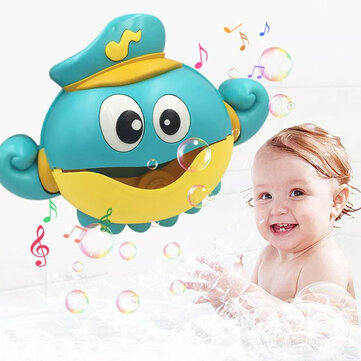 הלהיט של האמבטיה! מכונת בועות ומוזיקה לילדים רק ב11.99$