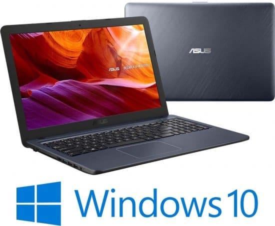 """מחשב נייד Asus Laptop X543UA עם מפרט מומלץ החל מ1566 ש""""ח בלבד!"""