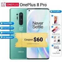 כדאי לתפוס לפני שהקופון נגמר! המכשיר הכי מבוקש – Oneplus 8 pro גלובלי – רק ב$773!!!