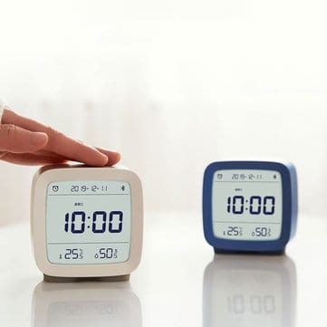 ClearGrass CGD1 – שעון מעורר (נשלט בבלוטות'!) של שיאומי – 12.88$
