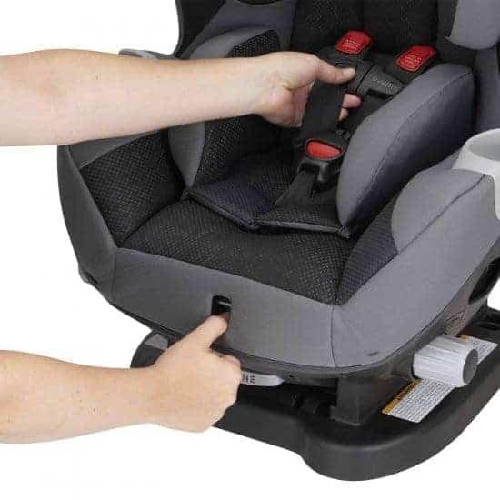 """כסא בטיחות דו-כיווני Evenflo Triumph רק ב449 ש""""ח!"""