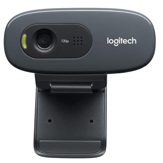 """מצלמת רשת מומלצת Logitech C270 ב-85 ש""""ח במקום 300 ש""""ח בארץ!"""