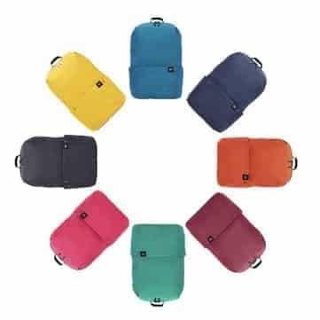 תיק שיאומי אופנתי – נפח 10 ל' – בד דוחה מים – ב-8 צבעים לבחירה – ב- $5.99