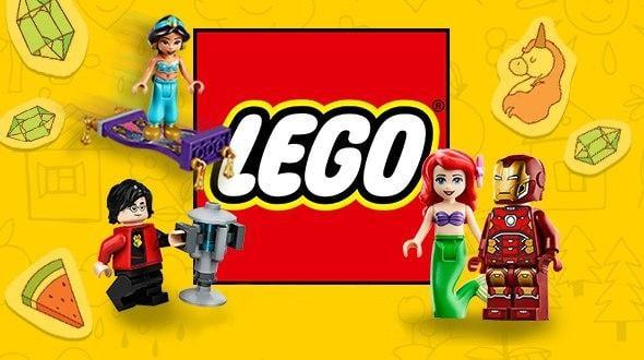 """רק עד חצות!!! כפל הנחות מטורף! – גם עשרות אחוזי הנחה על כל מוצרי LEGO, גם משלוח חינם וגם 50 ש""""ח הנחה בקנייה מעל 200 ש""""ח!"""