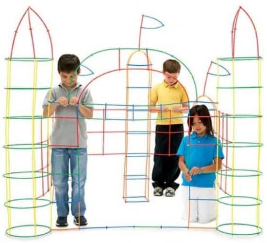 רק עד חצות! עוד פינוק לילדים (ושקט להורים) משחק הרכבת קשיות 800 חלקים ב₪108 בלבד! + כפל הנחות