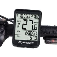 "INBIKE IN321 – שעון/צג אופניים – רק ב61 ש""ח עם משלוח!"