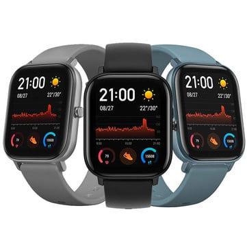 AMAZFIT GTS – השעון החכם החדש מבית שיאומי – גרסא גלובלית – רק ב$123.69 עם ביטוח מכס!