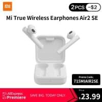 Xiaomi Air2 SE – אוזניות הTWS החדשות והזולות במיוחד של שיאומי רק ב$23.99!
