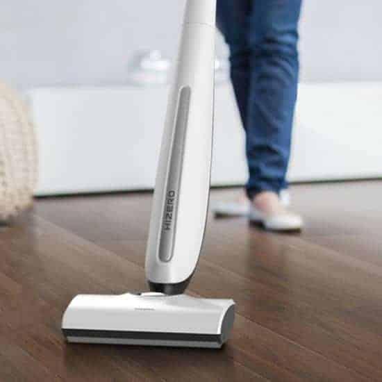 לחטוף!!! מלאי חדש הגיע למוצר משנה חיים! ה-HIZERO – שוטף הרצפה המהפכני + רולר + סבון במתנה רק ב₪1640!