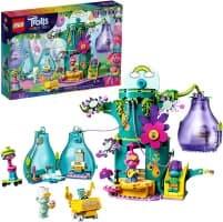 41255 LEGO | לגו טרולים מסביב לעולם! חגיגת פופ בבית העץ בכפר (380 חלקים) ב₪192 בלבד! במקום ₪320!