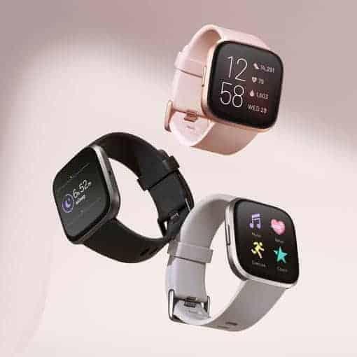 צלילת מחיר! Fitbit Versa 2 שעון ספורט חכם מגוון צבעים בהנחה מדהימה! רק ב₪706! במקום ₪999