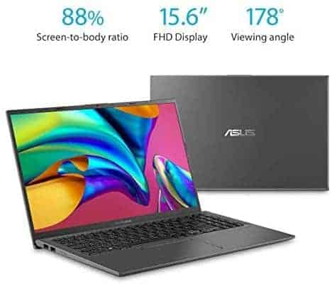 """ASUS VivoBook 15 Thin and Light – מחשב משתלם במיוחד לבית ובכלל רק ב2059 ש""""ח!"""