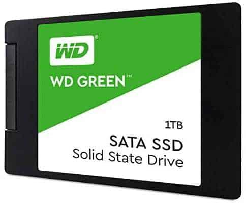 """WD Green 1TB SSD רק ב433 ש""""ח!"""