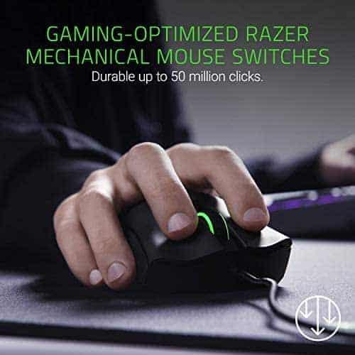 "Razer DeathAdder – עכבר גיימינג מומלץ רק ב80-140 ש""ח!"