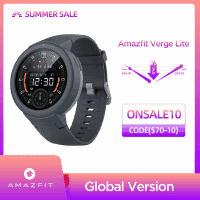 Amazfit Verge Lite – שעון ספורט חכם ויפיפה בגרסה גלובלית ללא מכס! רק ב$58.99!