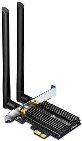 """הכינו את המחשב לעתיד עם אינטרנט מהיר באמת – כרטיס רשת TP-Link WiFi 6 AX3000 רק ב174 ש""""ח! (עם משלוח חינם מאמזון?!)"""