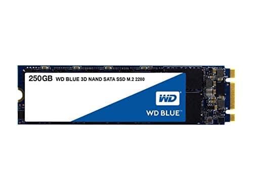 """כונן SSD – בנפח WD Blue 3D NAND 250GB רק ב190 ש""""ח"""