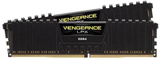 """זכרונות RAM למחשב נייח – Corsair Vengeance LPX 32GB (2x16GB) DDR4 2400 רק ב525 ש""""ח!"""