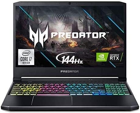 "Acer Predator Helios 300 – מחשב נייד חזק במיוחד! CORE I7, 16GB, RTX2060, 144HZ רק ב5339 ש""ח!"