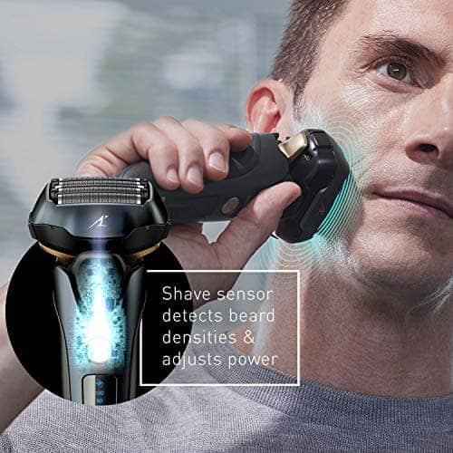"""גולש! שפר הופעתך! Panasonic Arc5 – ממכונות הגילוח הטובות בעולם עם דגמים חדשים בדיל היום! החל מ623 ש""""ח / 182.67$ עד הבית!"""