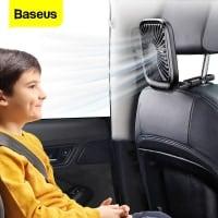 Baseus 10th-generation Mini Car Fan – מאוורר לרכב (ולבית/המשרד) – $13.04