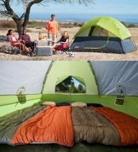 """אוהל Coleman Sundome ל6 אנשים רק ב499 ש""""ח!"""