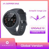 Amazfit Verge Lite – שעון ספורט חכם ויפיפה בגרסה גלובלית ללא מכס! רק ב$53.69!!!