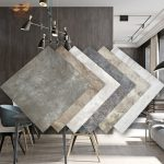 US $4.41 37% OFF Modern Waterproof Floor Stickers Self Adhesive Marble Wallpapers Kitchen Wall Sticker House Renovation DIY Wall Ground Decor PVC Wall Stickers 