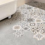 US $7.32 45% OFF Funlife Floor Stickers Tile Decal,Anti slip Stickers For Bathrooms,DIY Self adhesive Waterproof Removable Home Wall Decor DB051 Wall Stickers 