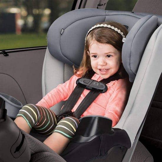 כסא בטיחות Evenflo Stratos Silver Ice ב- ₪449  בלבד במקום ₪699!