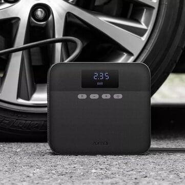 Xiaomi 70mai Air Compressor Lite – מדחס אוויר קומפקטי לרכב מבית שיאומי! רק ב$31.99