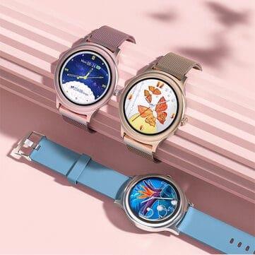BlitzWolf® BW-AH1 – שעון חכם לנשים רק ב$29.99