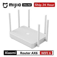 שווה להכיר! Xiaomi Redmi Router AX6 – ראוטר MESH חזק (!) עם WIFI 6 ללא מכס!