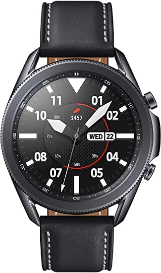 שעון חכם (Samsung Galaxy Watch 3 (45mm רק ב457.1$ / 1544 ₪! (בזאפ 1,999 – 1,899 ₪)