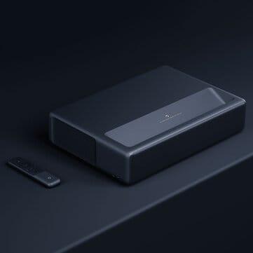 """להגשים חלום! מקרן לייזר Xiaomi Mi 4K גרסה גלובלית!– מקרן UST עד 150 אינטש עם ביטוח מכס ומשלוח רק ב1,718$ / 5834 ש""""ח!"""