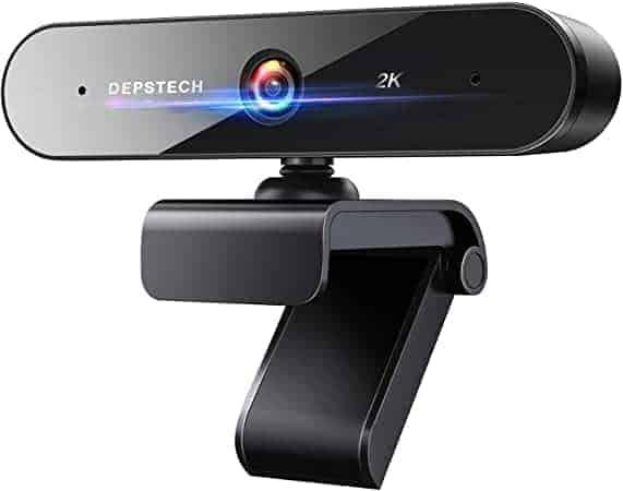 """מצלמת רשת DEPSTECH QHD ברזולוציית 2K! רק ב139 ש""""ח כולל משלוח מאמזון!"""