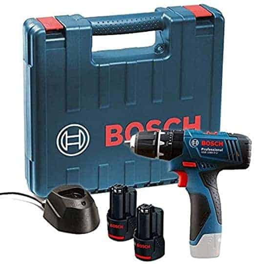 Bosch GSB 120 מקדחה/מברגה 12V רק ב₪346  (בזאפ 850 – 469 ₪)