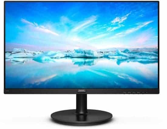 """מסך מחשב Philips 272V8A 27"""" LED IPS רק ב-₪769 במקום 829 ₪!"""