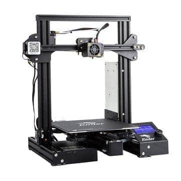 ירידת מחיר! מדפסת תלת מימד – Creality 3D® Ender-3 Pro רק ב254.04$ / 874 ₪ כולל משלוח וביטוח מס!
