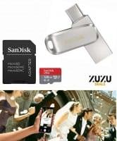 זכרונות SanDisk במחירים מיוחדים! ומשלוח חינם!