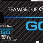 כרטיס זיכרון TEAMGROUP GO Card 128GB רק ב82 ש