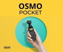"""DJI OSMO POCKET – גימבל- מצלמת הטיולים/ולוגים האולטימטיבית במחיר נדיר! רק 899 ש""""ח (בזאפ 1,699 – 1,199 ₪!)"""