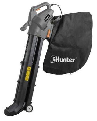 מפוח ושואב עלים חשמלי Hunter 2800W במחיר מעיף – רק ₪189!