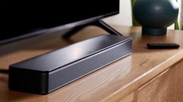 מחיר לחטוף! מקרן הקול היפיפה Bose TV Speaker  רק ב₪799 במקום ₪1190!